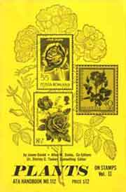 PLANTS ON STAMPS-VOL 2