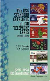 CLOSEOUT H&G CAT USA PHONE CARDS