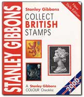 COLLECT BRIT STAMPS 2000