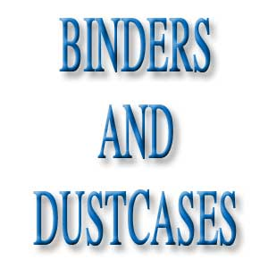 Binders and Dustcases