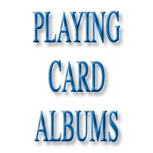 Playing Card Album