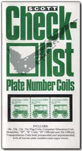 SCOTT US PLATE # COIL CHECKLIST
