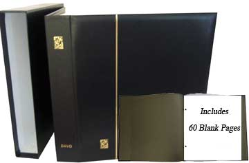 BINDER/CASE W\80 BLANK PG