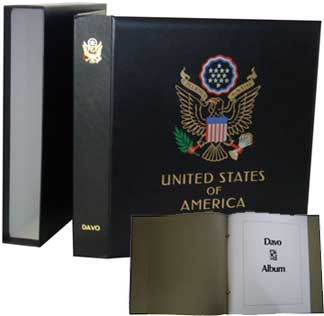 US BINDER #1 - CASE