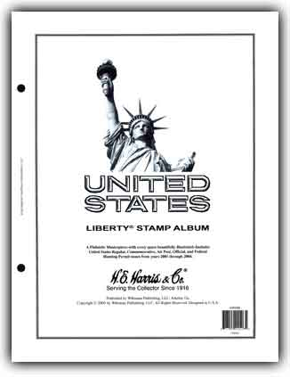 HARRIS LIBERTY ONE PAGES PART 1 1847-1994