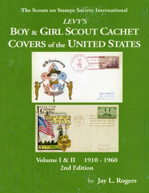 BOY'S & GIRLS SCOUT CACHET COVERS OF THE US