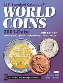 STAND CAT-WORLD COINS 2001-DATE 5TH EDITION