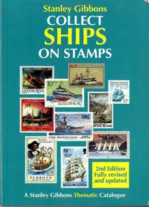 COLLECT SHIPS ON STAMPS-1993
