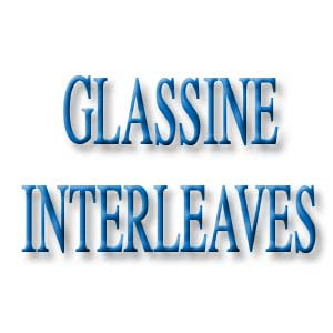 Glassine Interleavings